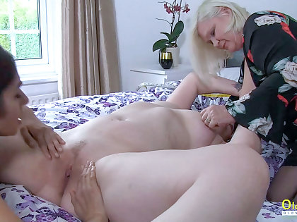 OldNannY Order about And Hot Mature Comprehensive newcomer disabuse of Britain