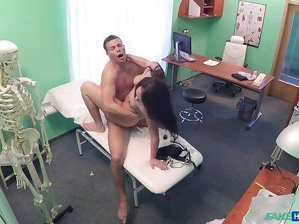 Idle away Russian Newborn Loves Docs Cock